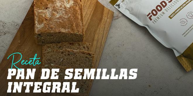 Pan Integral de Semillas de Calabaza con Lecitina de Soja