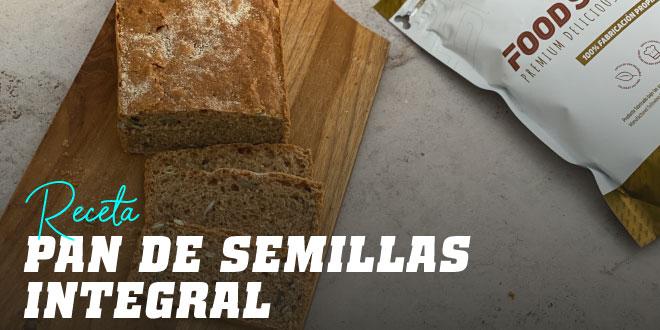 Pan de Semillas Integral con Lecitina