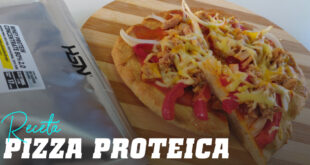 Pizza Proteica