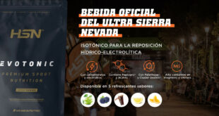 HSN en el Ultra Sierra Nevada 2021