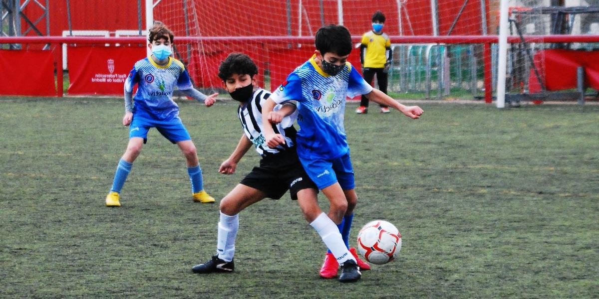 Fútbol formativo durante la pandemia