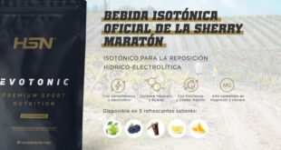 Sherry Maratón 2021 & HSN