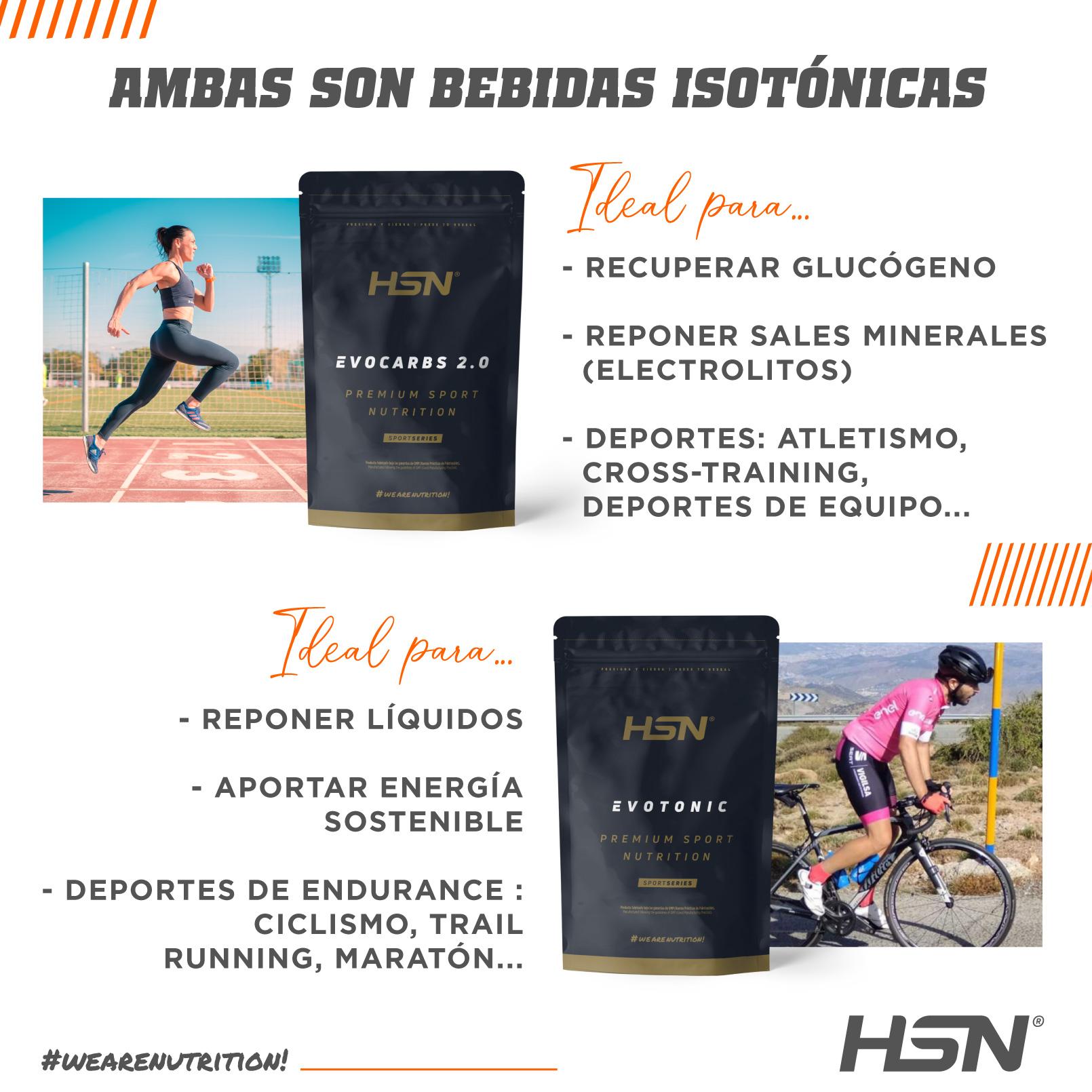 Para quién es Evotonic de SportSeries HSN
