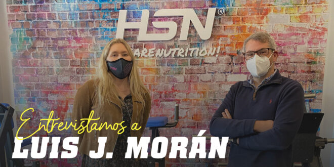 Entrevistamos a Luis J. Morán, Decano del Colegio Profesional de Dietistas-Nutricionistas de Andalucía (CODINAN)
