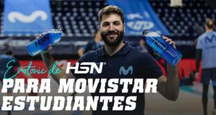 Evotonic SportSeries & Movistar Estudiantes