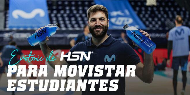 Movistar Estudiantes & HSN, unidos por la bebida isotónica real: Evotonic de SportSeries