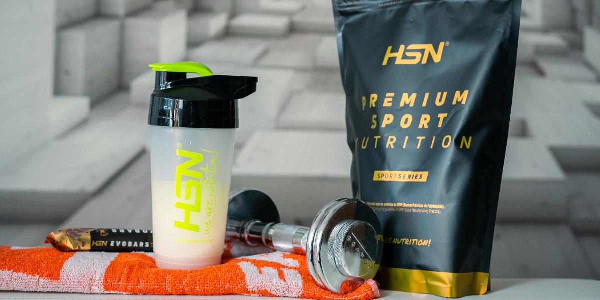 HSN Nutrición Deportiva y Alimentación Saludable