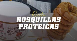Rosquillas Proteicas