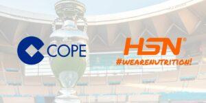 Eurocopa HSN com COPE
