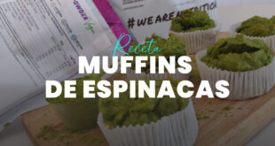 Muffins de Espinacas