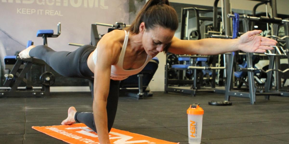 ¿Sabes cómo puedes compensar tu entrenamiento específico?