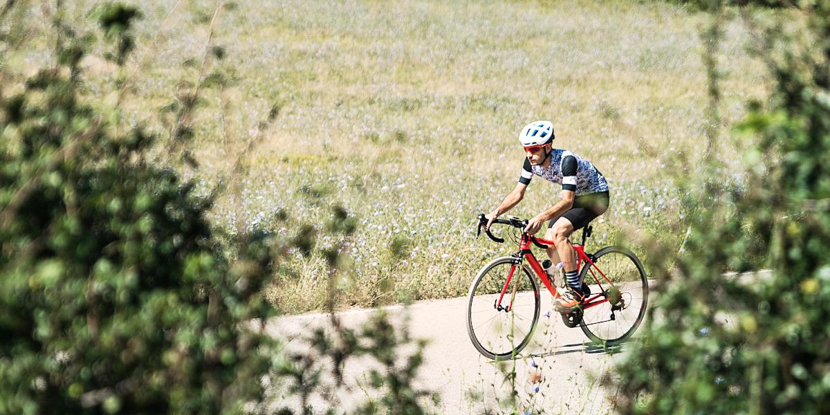 Planifica tus rutas de ciclismo HSN