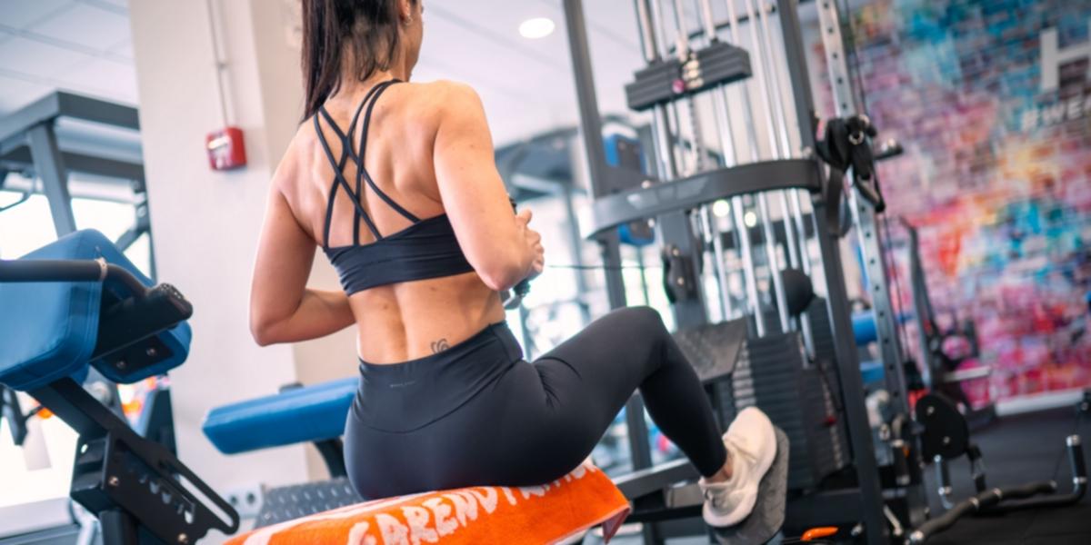 Rendimiento entrenando