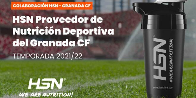 HSN y Granada CF Proveedor Productos Nutrición