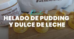 Helado de Pudding