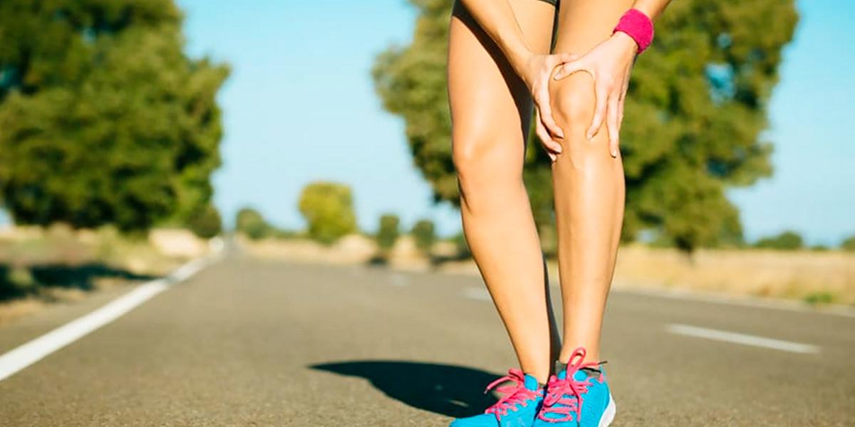 Lesiones de rodilla en runners