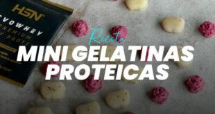 Mini Gelatinas Proteicas