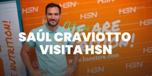 Saúl Craviotto visita HSN