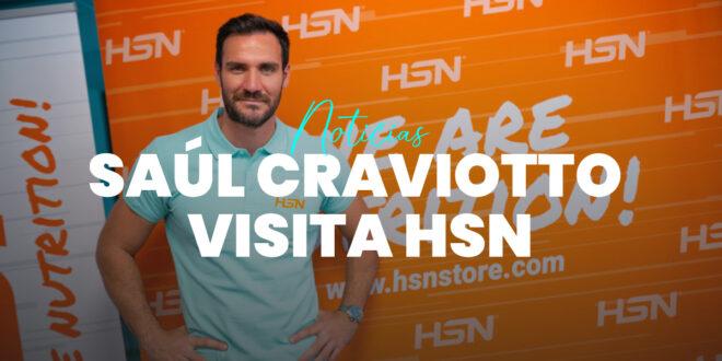 Saúl Craviotto, uno más en la familia HSN