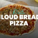 Pizza de Pan Nube