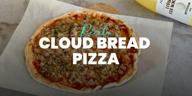 Pizza de Pan Nube: Disfrutar de una Pizza Apta para la Dieta Keto