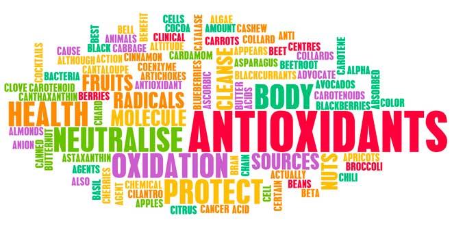 antioxidantes romã