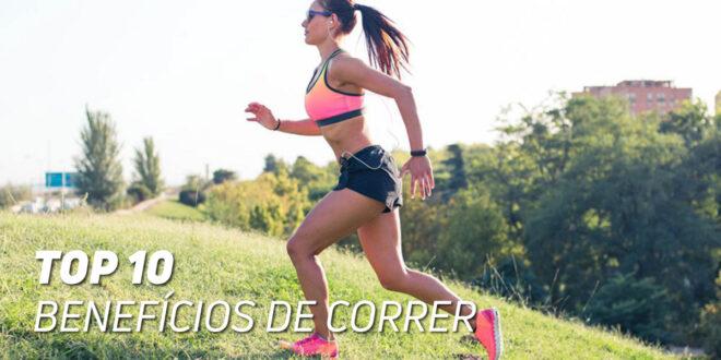 10 Benefícios de Correr