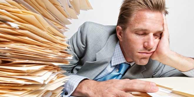 Sintomas da falta de sono