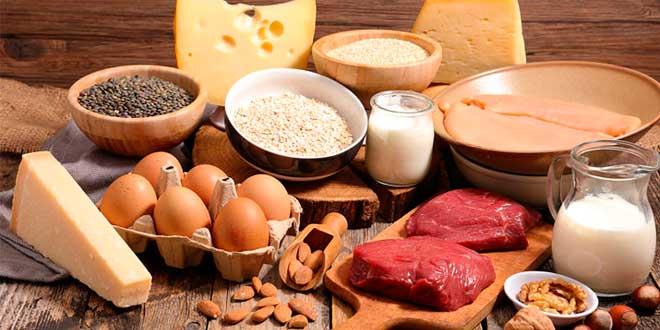Comer proteína suficiente