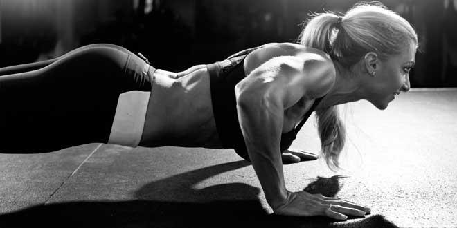 Treinar com teu peso