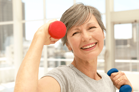 desporto menopausa