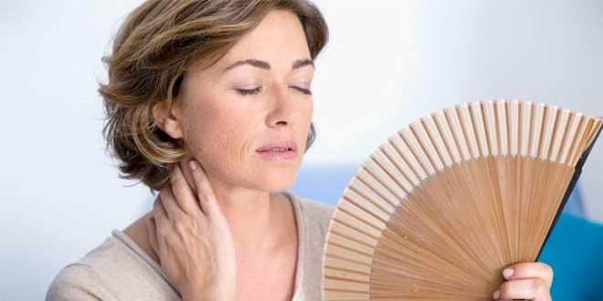 sintomas menopausa