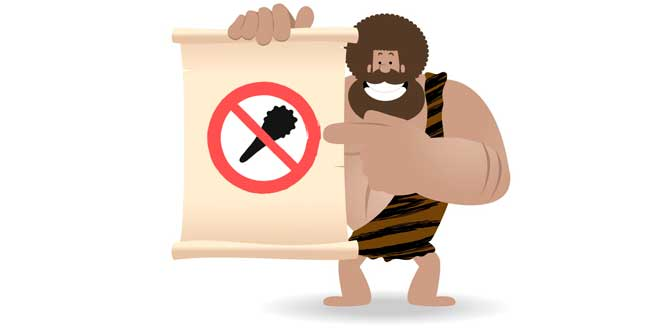 Alimentos proibidos dieta paleo