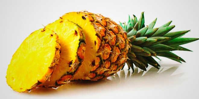 ananas alimento saudável