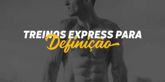Treino express de definição (I)