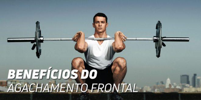 Agachamento Frontal: Benefícios, Músculos implicados, Técnica