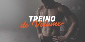 treino de volume