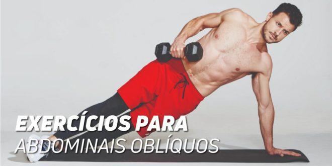 Exercícios para Abdominais Oblíquos