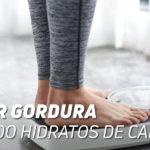 Perder gordura comendo hidratos de carbono