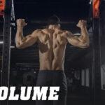Treino de volume mes 8