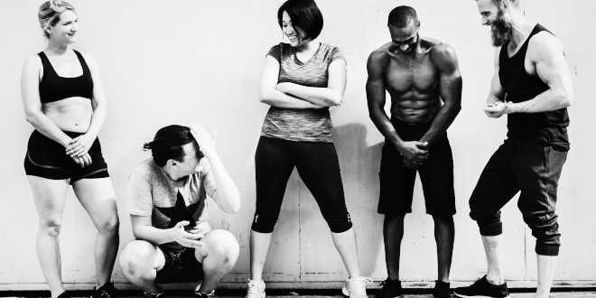 obejetivos diferentes gym