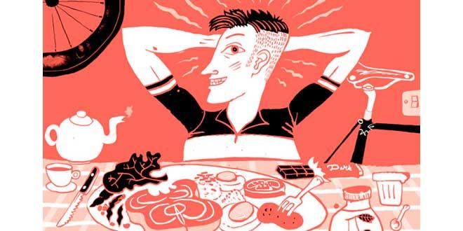 Alimentação ciclista
