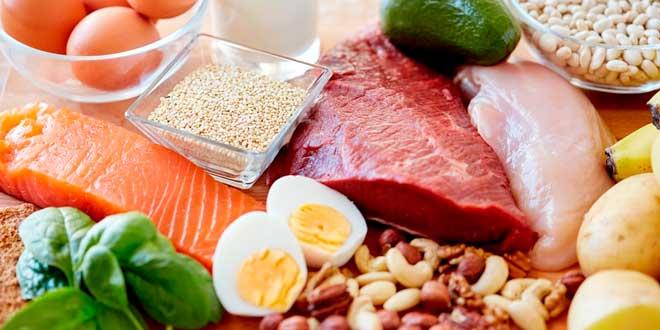 Fontes proteínas