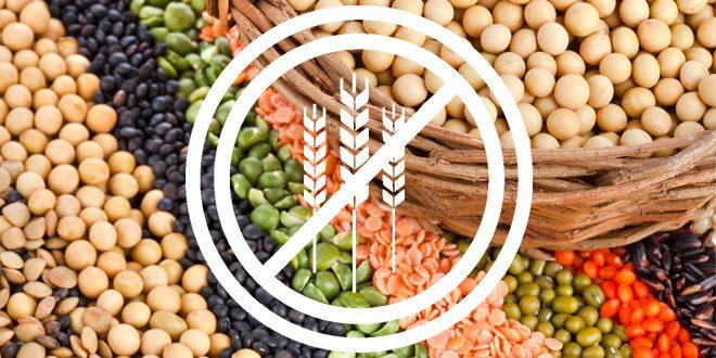 Proteínas vegetais para celiacos