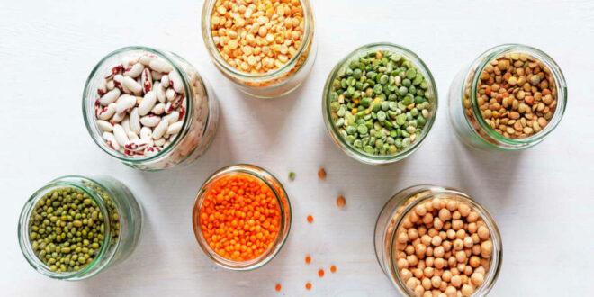 Proteínas para vegetarianos e veganos