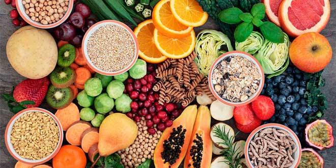 Carbohidratos veganos