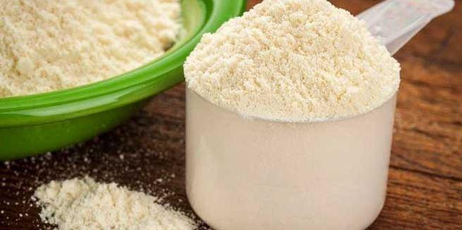 composição do soro de leite