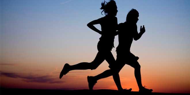 Correr de noite