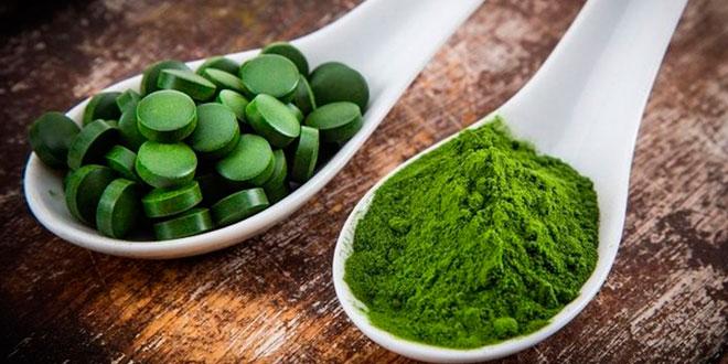 Spirulina e os benefícios na dietas fitness