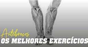 Antebraços os melhores exercicios